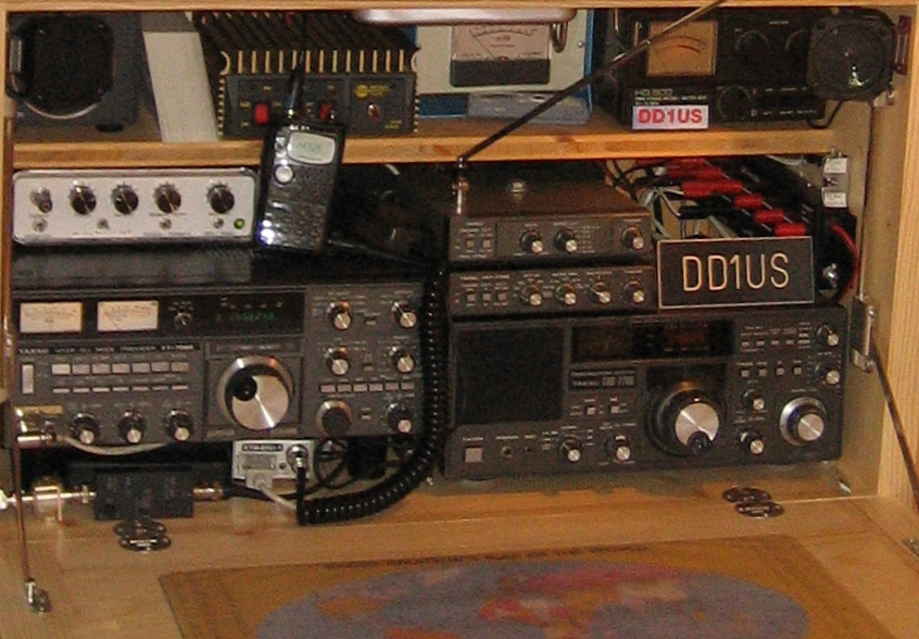 Homepage DD1US / Amateur Radio /p